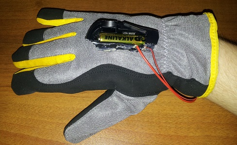 Picture of the Mouse Glove